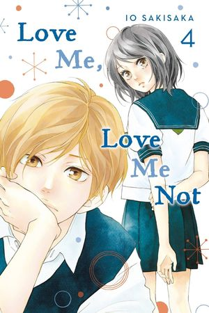 LOVE ME LOVE ME NOT GN VOL 04 4