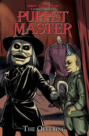 PUPPET MASTER TP VOL 01 OFFERING 1