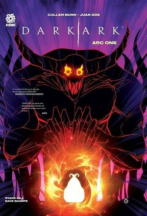 DARK ARK HC VOL 01 ARC ONE 1