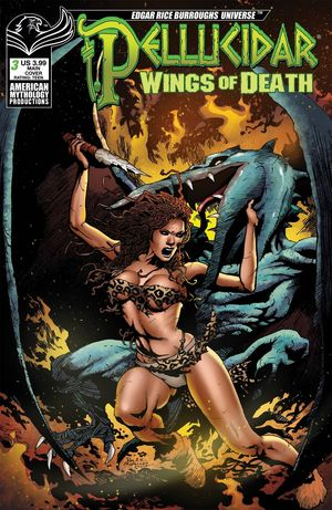 PELLUCIDAR WINGS OF DEATH CVR A MARTINEZ 3
