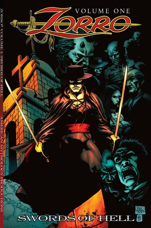 ZORRO SWORDS OF HELL TP