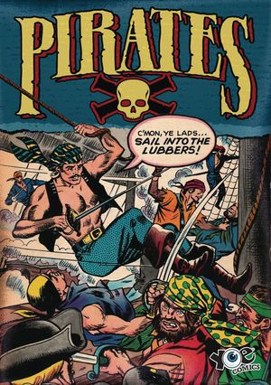 PIRATES A TREASURE OF COMICS TO PLUNDER TP VOL 01 1