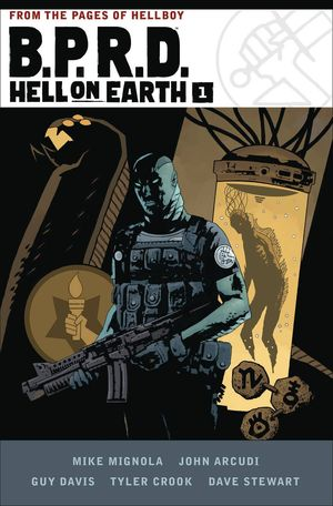 BPRD HELL ON EARTH HC VOL 01 1