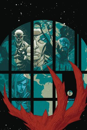 CELL BLOCK EARTH AND OTHER STORIES TP