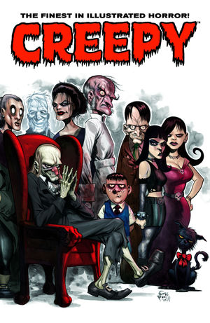 CREEPY COMICS TP VOL 01 1