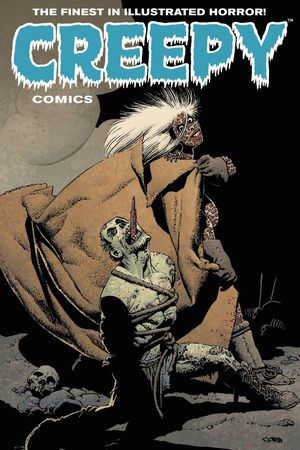 CREEPY COMICS TP VOL 02 AT DEATHS DOOR 2