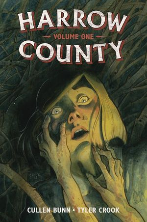 HARROW COUNTY LIBRARY EDITION HC VOL 01 1