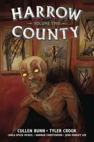 HARROW COUNTY LIBRARY EDITION HC VOL 02 2