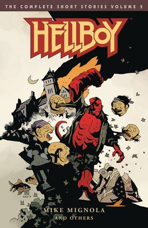 HELLBOY COMPLETE SHORT STORIES TP VOL 02 2