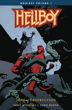 HELLBOY OMNIBUS TP VOL 01 SEED OF DESTRUCTION 1
