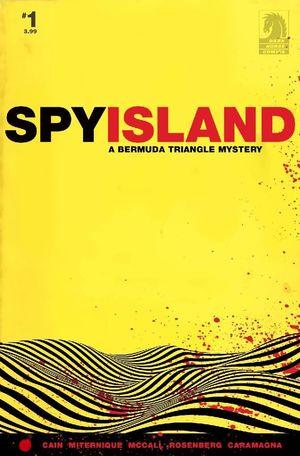 SPY ISLAND (2020) #1 2ND