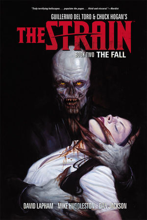 STRAIN HC VOL 02 THE FALL 2