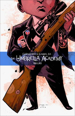 UMBRELLA ACADEMY TP VOL 02 DALLAS 2