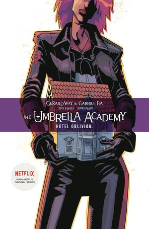 UMBRELLA ACADEMY TP VOL 03 HOTEL OBLIVION 3