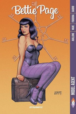 BETTIE PAGE TP VOL 02 MODEL AGENT 2