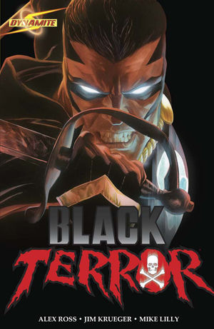PROJECT SUPERPOWERS BLACK TERROR TP VOL 01 1
