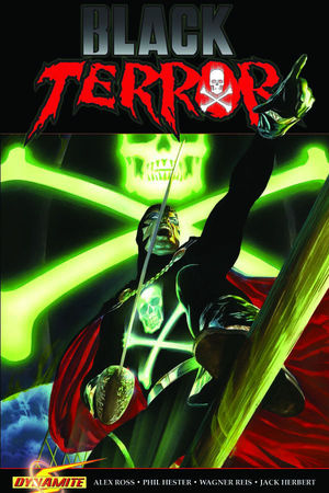 PROJECT SUPERPOWERS BLACK TERROR TP VOL 03 INHUMAN REMAINS 3