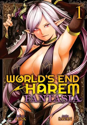 WORLDS END HAREM FANTASIA GN VOL 01 1