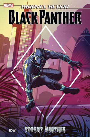 MARVEL ACTION BLACK PANTHER TP BOOK 01 STORMY WEATHER 1
