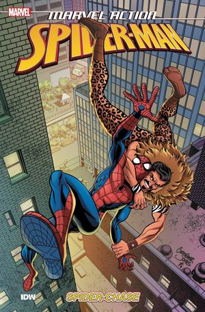 MARVEL ACTION SPIDER-MAN TP BOOK 02 SPIDER-CHASE 2