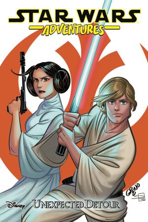 STAR WARS ADVENTURES TP VOL 02 2