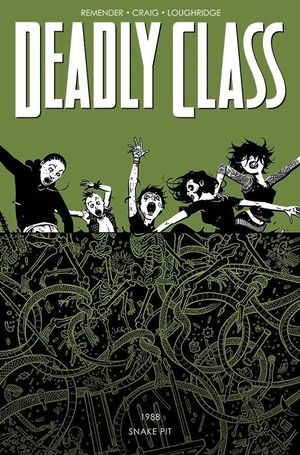 DEADLY CLASS TP VOL 03 THE SNAKE PIT 3