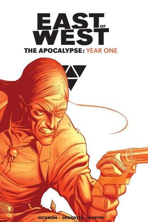 EAST OF WEST THE APOCALYPSE YEAR ONE HC 1