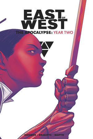 EAST OF WEST THE APOCALYPSE YEAR TWO HC 2