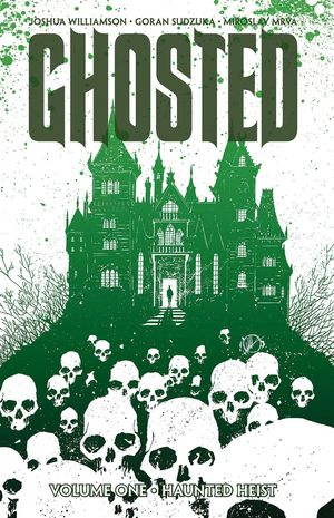 GHOSTED TP VOL 01 1