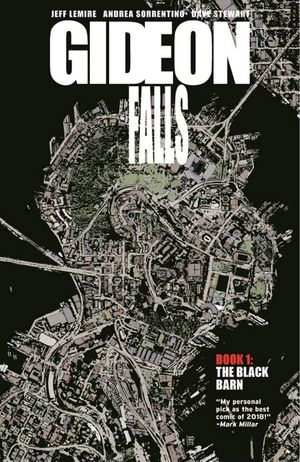 GIDEON FALLS TP VOL 01 BLACK BARN 1