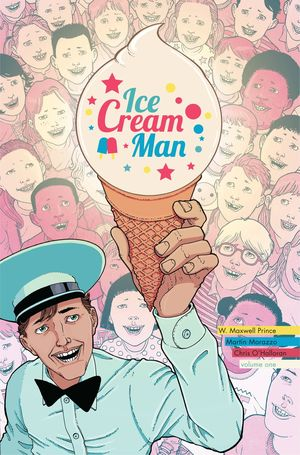 ICE CREAM MAN TP VOL 01 RAINBOW SPRINKLES 1