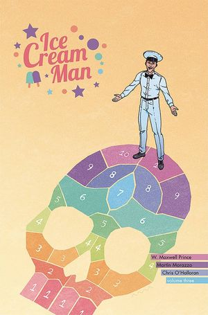ICE CREAM MAN TP VOL 03 HOPSCOTCH MELANGE 3