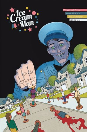ICE CREAM MAN TP VOL 04 TINY LIVES 4