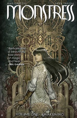 MONSTRESS TP VOL 01 1