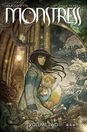MONSTRESS TP VOL 02 2