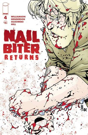 NAILBITER TP VOL 01 THERE WILL BE BLOOD 1