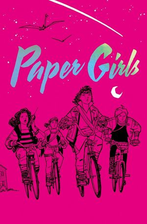 PAPER GIRLS DELUXE ED HC VOL 01 1