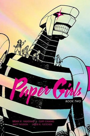 PAPER GIRLS DELUXE ED HC VOL 02 2