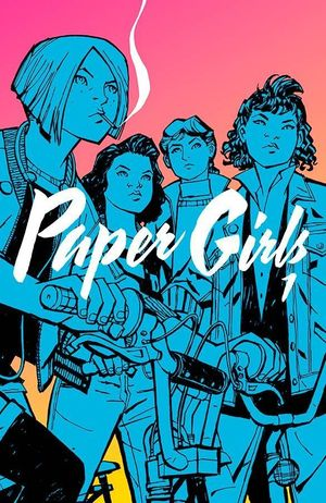 PAPER GIRLS TP VOL 01 1