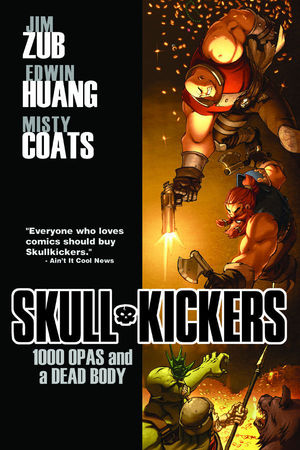 SKULLKICKERS TP VOL 01 1000 OPAS AND DEAD BODY 1