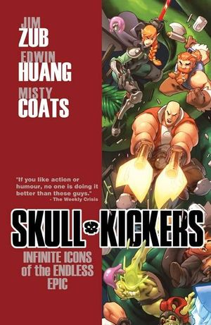 SKULLKICKERS TP VOL 06 INFINITE ICONS OF THE ENDLESS EPIC 6
