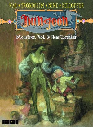 DUNGEON MONSTRES GN VOL 03 HEARTBREAKER 3
