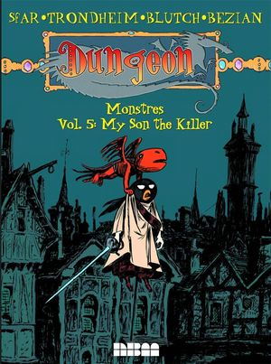 DUNGEON MONSTRES GN VOL 05 MY SON THE KILLER 5