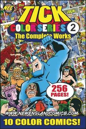 TICK COLOR SERIES COMP WORKS TP VOL 02 2