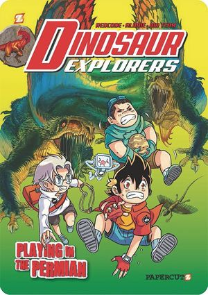 DINOSAUR EXPLORERS GN VOL 03 PLAYING IN THE PERMIAN 3