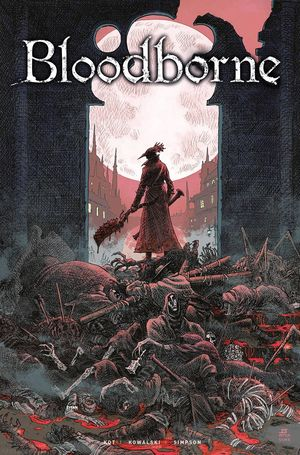 BLOODBORNE TP VOL 01 1