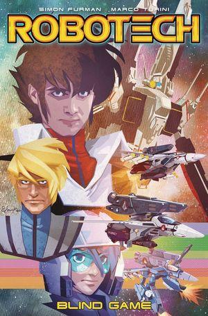 ROBOTECH TP VOL 03 BLIND GAME 3