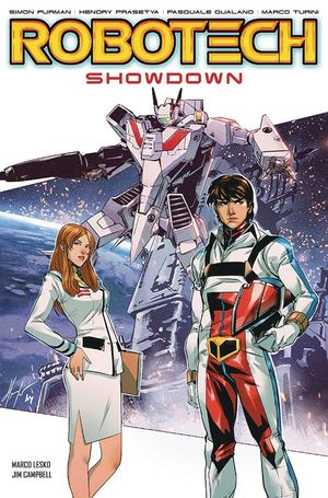 ROBOTECH TP VOL 05 SHOWDOWN 5