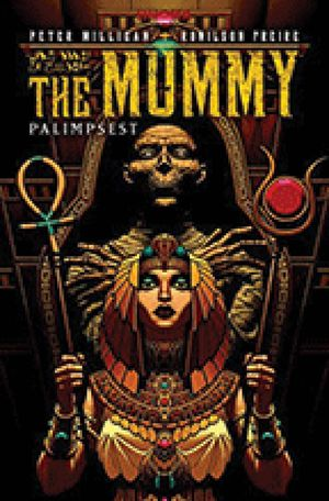 THE MUMMY TP VOL 01 PALIMPSEST 1