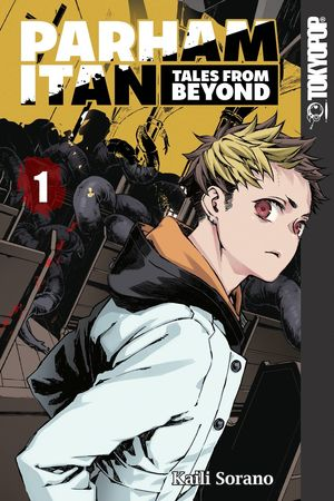 PARHAM ITAN TALES FROM BEYOND GN VOL 01 1